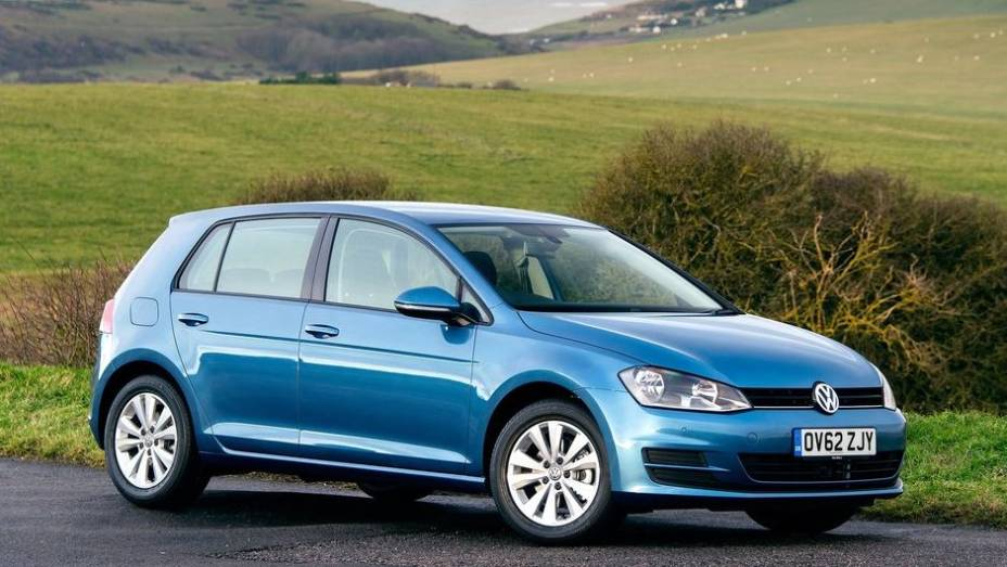2ª - Volkswagen - Vendas em 2012: 5,65 milhões; Vendas em 2011: 5,09 milhões; Crescimento: 11,1%; Modelo mais vendido: Golf