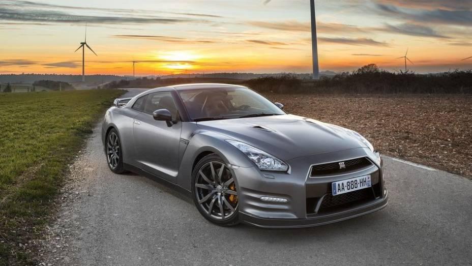 5ª - Nissan - Vendas em 2012: 3,78 milhões; Vendas em 2011: 3,56 milhões; Crescimento: 6,2%; Modelo mais vendido: Não informado
