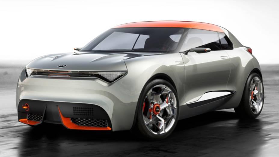 """Este é o Kia Provo Concept, que será apresentado pela empresa sul-coreana durante o Salão de Genebra. <a href=""""%20http://quatrorodas.abril.com.br/saloes/genebra/2013/kia-provo-concept-735066.shtml"""" rel=""""migration"""">Leia mais</a>"""