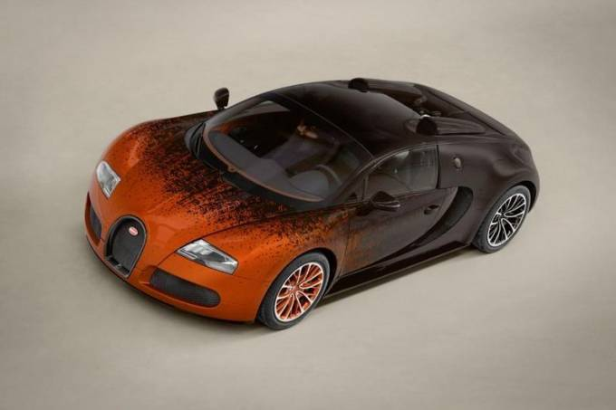 Veyron Grand Sport Venet