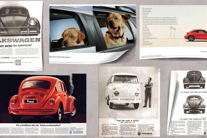 60 anos VW