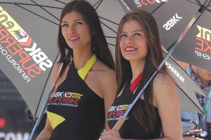 Garotas da Superbike – Aragón