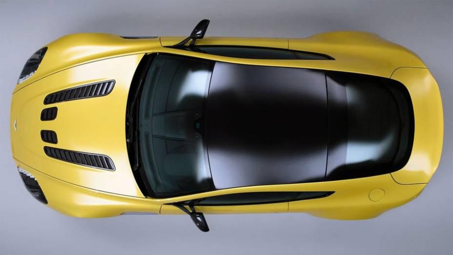 """O motorista poderá escolher entre três modos de direção ao guiar o V12 Vantage S: Normal, Sport e Track   <a href=""""%20http://quatrorodas.abril.com.br/noticias/fabricantes/aston-martin-revela-v12-vantage-s-742642.shtml"""" rel=""""migration"""">Leia mais</a>"""