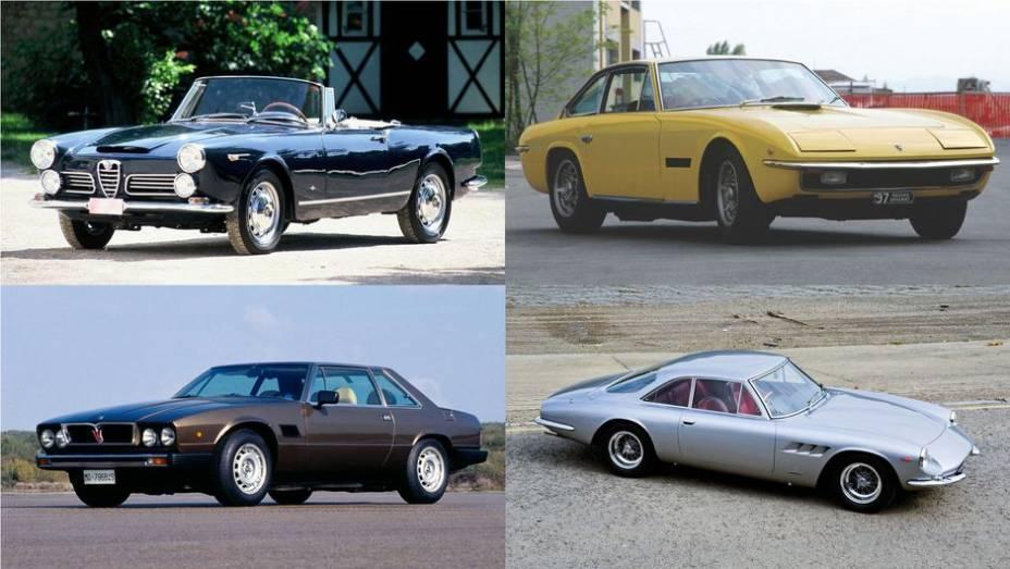 As décadas de 60 e 70 alavancaram a Itália como o país mais prolífico na produção de esportivos alto padrão. Entre ícones como Ferrari Dino, Lamborghini Miura e Maserati Ghibli, muitos modelos não repercutiram além dos seus dias.
