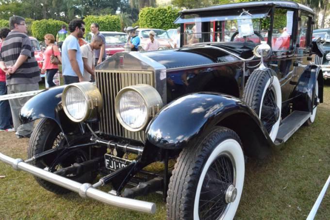 18º Encontro Paulista de Autos Antigos