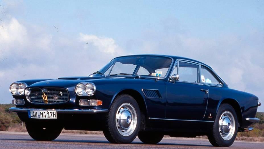 Maserati Sebring - Com design de Vignale, usava o chassi do 3500 GT encurtado, com mesmo entre-eixos, mas cabine deslocada para trás. Foi produzido de 1962 a 1969.