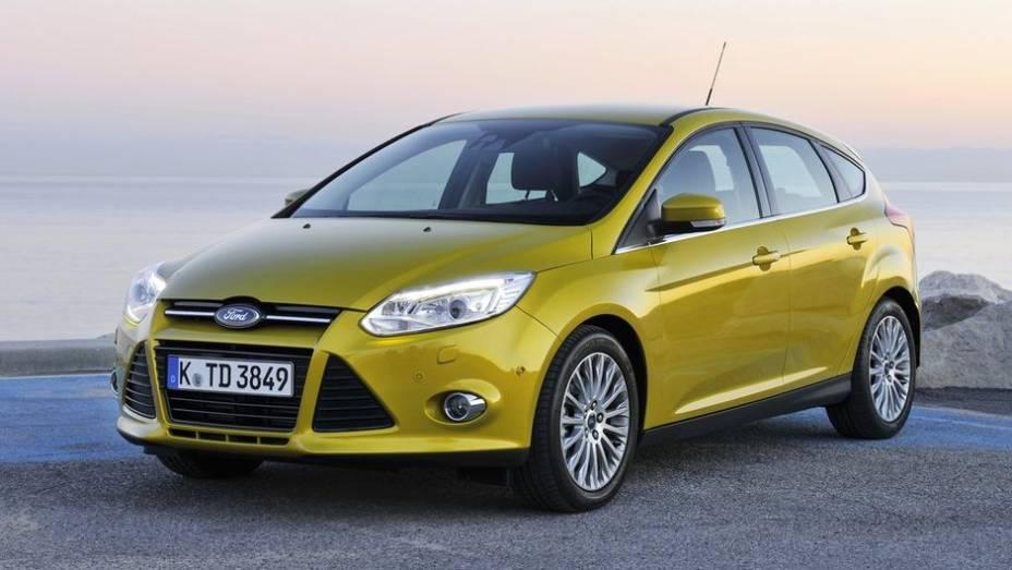 Ford Focus - Vendas no 1º semestre de 2013: 523.904 unidades - Vendas no 1º semestre de 2012: 462.401 unidades - Crescimento: 13,3%