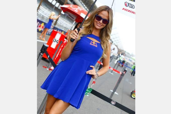 Garotas da MotoGP – Indianápolis