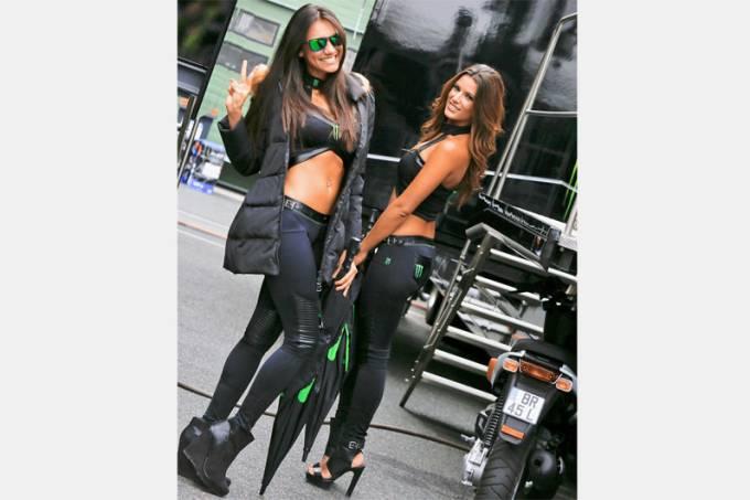 Garotas da MotoGP – República Tcheca