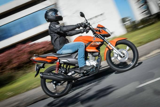 Yamaha YS150 Fazer