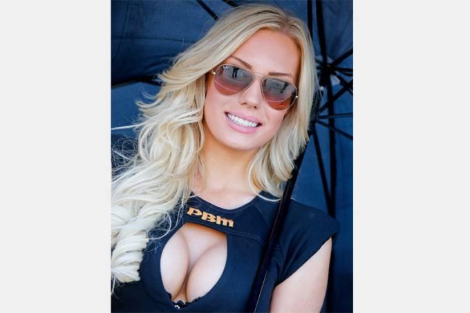Garotas da MotoGP – Inglaterra