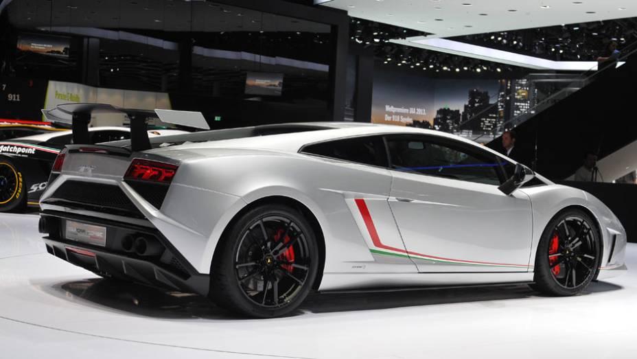 """Lamborghini Gallardo LP 570-4 Squadra Corse   <a href=""""http://quatrorodas.abril.com.br/saloes/frankfurt/2013/lamborghini-gallardo-lp-570-4-squadra-corse-752459.shtml"""" rel=""""migration"""">Leia mais</a>"""