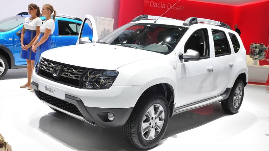 """Dacia Duster   <a href=""""http://quatrorodas.abril.com.br/saloes/frankfurt/2013/duster-753168.shtml"""" rel=""""migration"""">Leia mais</a>"""