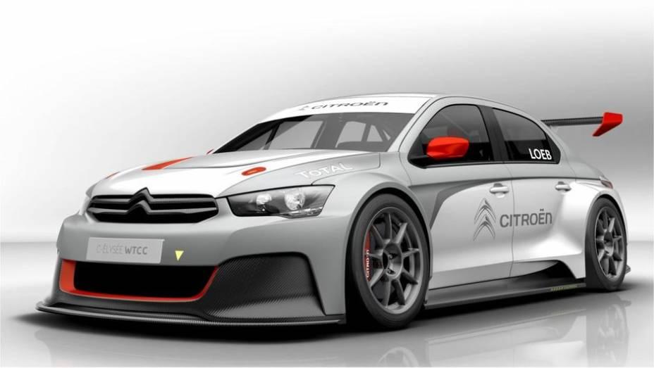 """A Citroën revelou imagens e informações oficiais sobre o C-Elysée WTCC, modelo que está sendo apresentado no Salão de Frankfurt   <a href=""""http://quatrorodas.abril.com.br/saloes/frankfurt/2013/citroen-c-elysee-wtcc-753524.shtml"""" rel=""""migration"""">Leia mais</a>"""