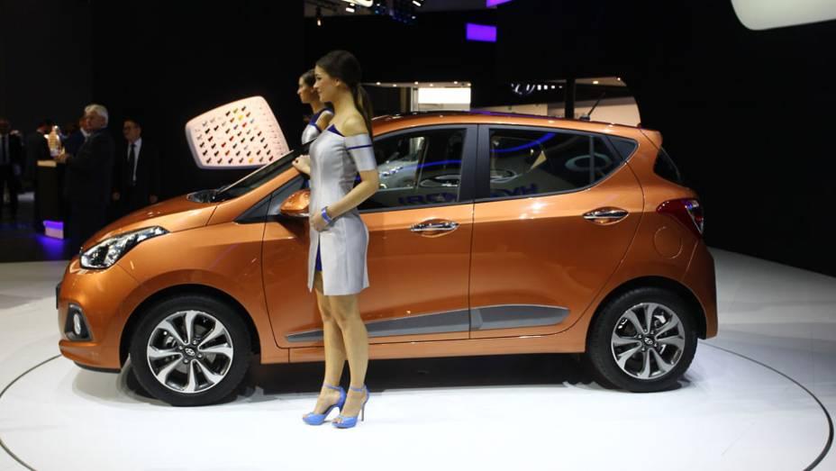 """Hyundai i10   <a href=""""http://quatrorodas.abril.com.br//saloes/frankfurt/2013/hyundai-i10-753181.shtml"""" rel=""""migration"""">Leia mais</a>"""