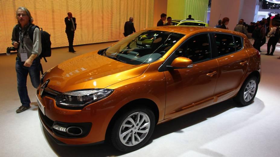 """Renault Mégane   <a href=""""http://quatrorodas.abril.com.br/saloes/frankfurt/2013/renault-megane-752675.shtml"""" rel=""""migration"""">Leia mais</a>"""