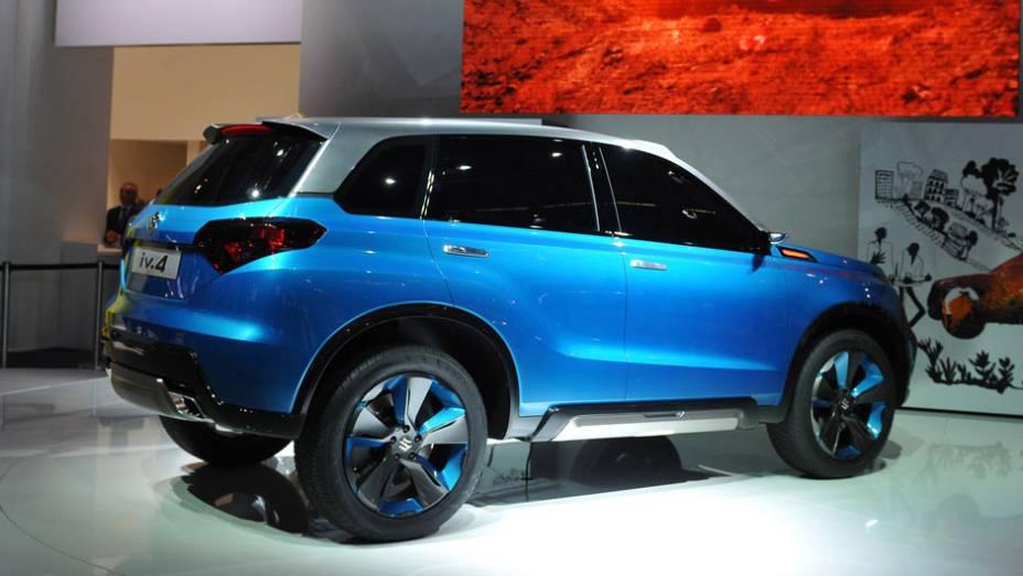 """Suzuki iV-4 concept   <a href=""""http://quatrorodas.abril.com.br/saloes/frankfurt/2013/suzuki-iv-4-concept-753359.shtml"""" rel=""""migration"""">Leia mais</a>"""