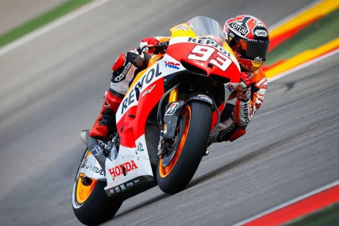 MotoGP – Aragón (sexta)