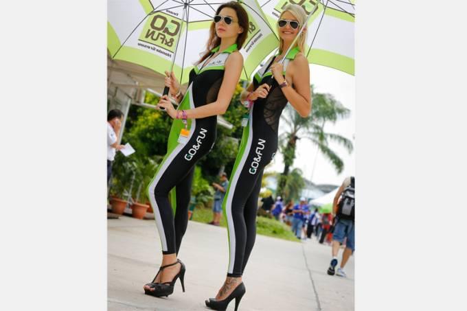 Garotas da MotoGP – Malásia