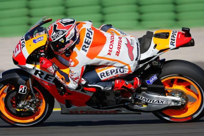 MotoGP – Valência (sexta)
