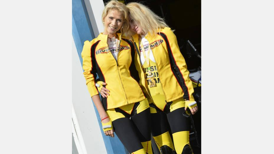 Veja as belas Garotas da Superbike de 2013!