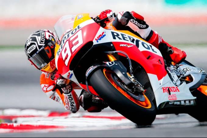 MotoGP: Testes em Sepang 1