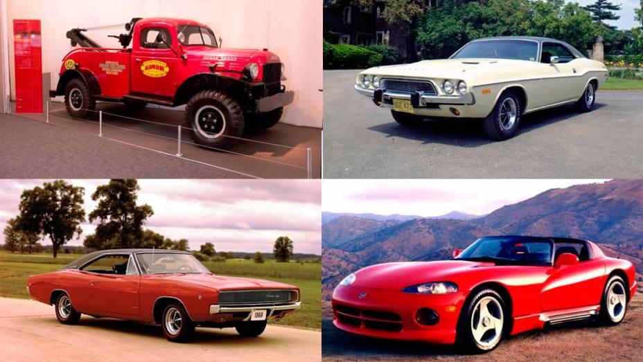 Fundada em 1914 e integrada à Chrysler há 86 anos, a Dodge se tornou a divisão mais vibrante do grupo, especializada em esportivos e utilitários.