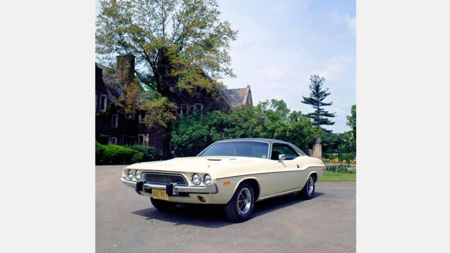 Challenger (1970) - O pony car chegou tarde para aproveitar os dias de glória dos Mustang e Camaro. O cinema mais uma vez rendeu posteridade com Corrida Contra o Destino