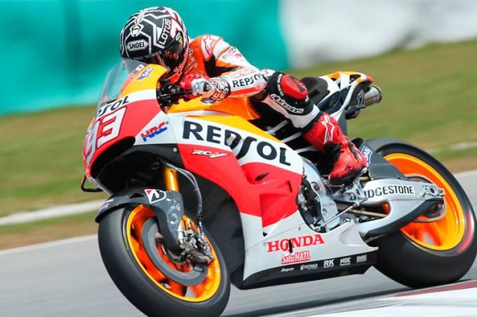MotoGP: Testes em Sepang 3