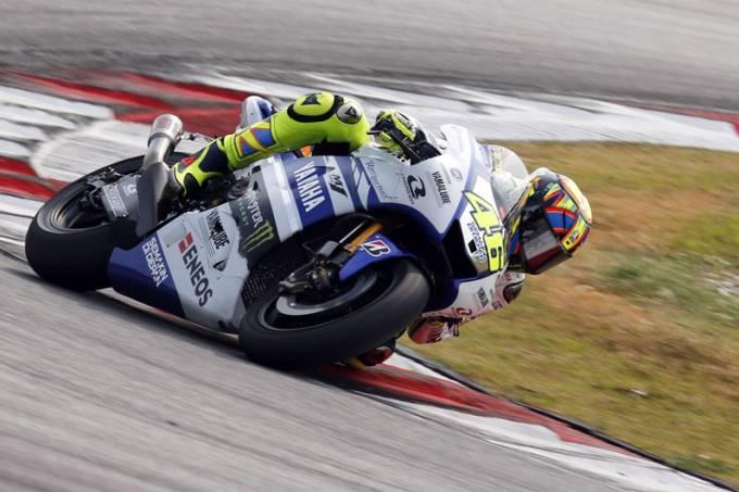 MotoGP 2014: Testes em Sepang