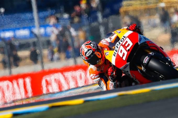 MotoGP – França (sexta)