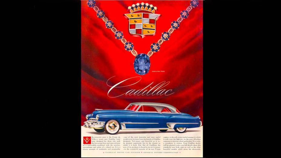 Primeiro projeto da marca inteiramente novo após a Segunda Guerra, a linha 1949 trazia um novo V8 com válvulas no cabeçote, maior taxa de compressão, menos peso e 160 cv