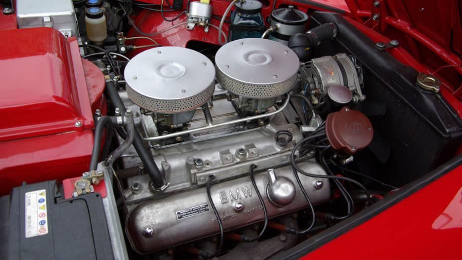BMW 502 (1954)