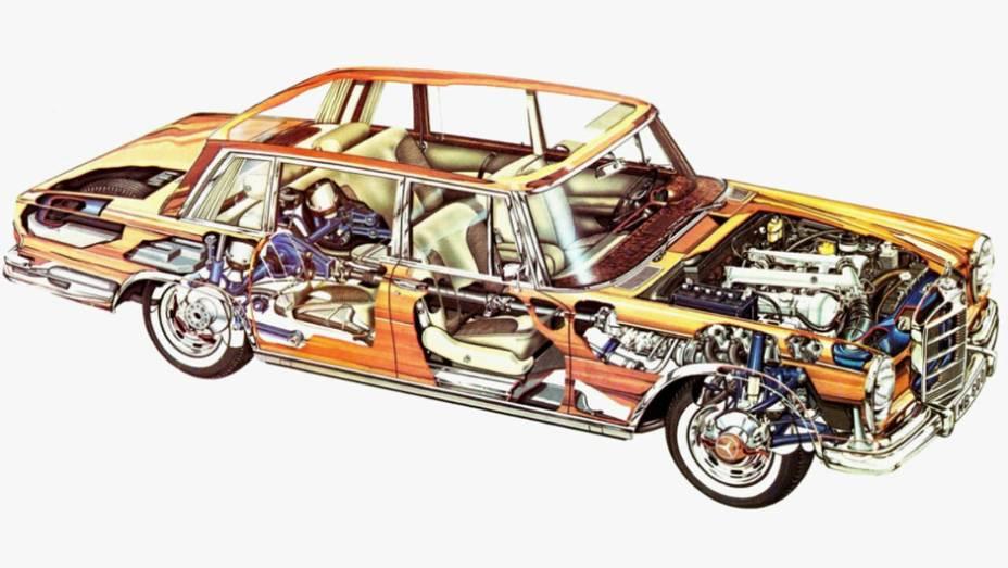 Mercedes-Benz 600 (1963)