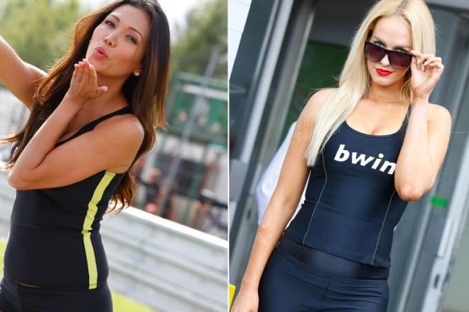 Garotas da MotoGP – Brno