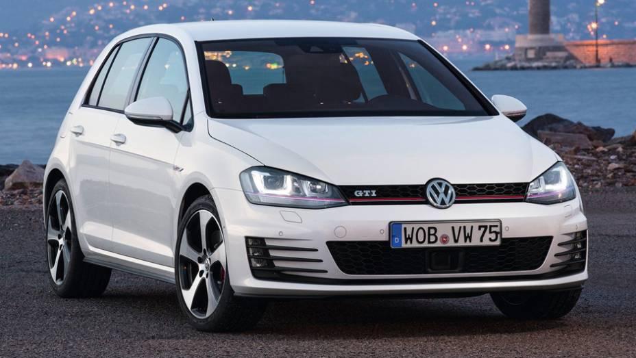 "Volkswagen GTI (Golf) | <a href=""http://quatrorodas.abril.com.br/galerias/especiais/north-american-truck-utility-of-the-year-2015-802090.shtml"" rel=""migration"">Candidatos ao NA Truck/Utility of the Year 2015</a>"