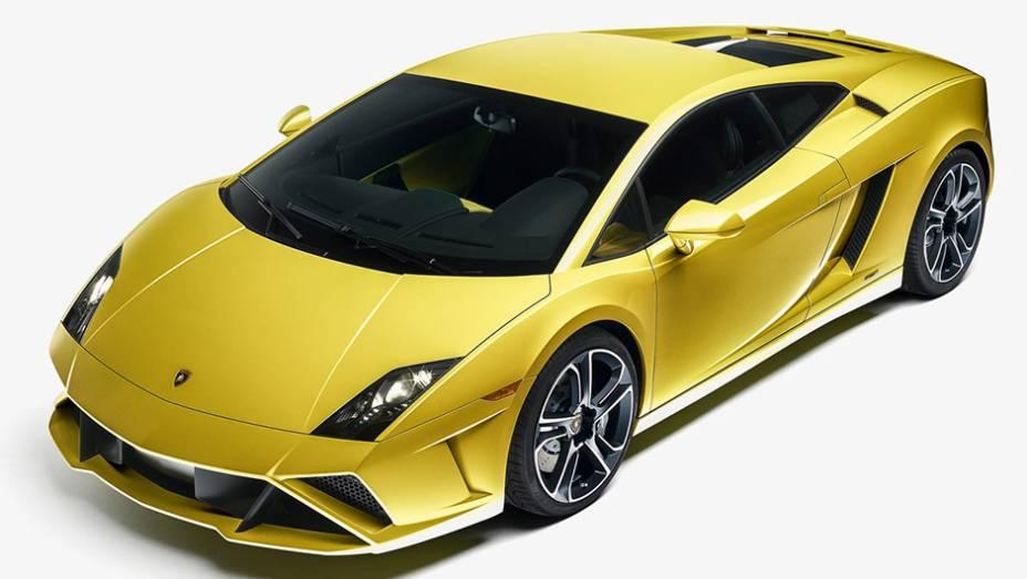 12º) Lamborghini Gallardo (2012) - valor do IPVA: R$ 58.238,04; valor venal: R$ 1.455.951,00; equivale a: Citroën Aircross GLX 1.6 Aut. (R$ 58.322,00)