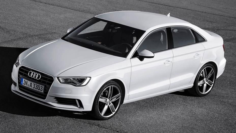 CARRO FAMILIAR: Audi A3 Sedan