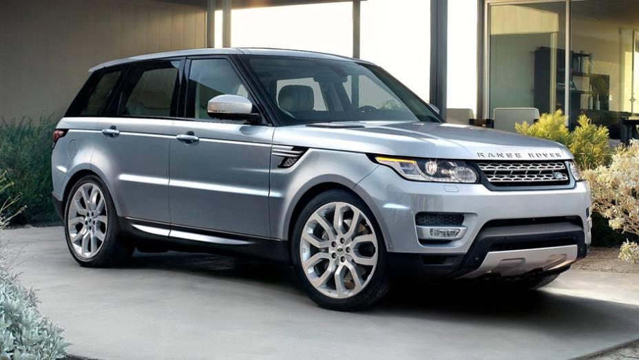 SUV: Range Rover Sport