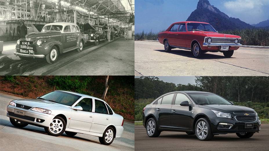 A General Motors do Brasil completa 90 anos na próxima segunda-feira (26). Relembre a seguir alguns dos momentos importantes da passagem da montadora pelo País!