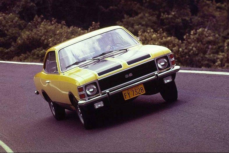 O sucesso do Opala foi tão grande que, depois, foi lançada uma versão SS do modelo.