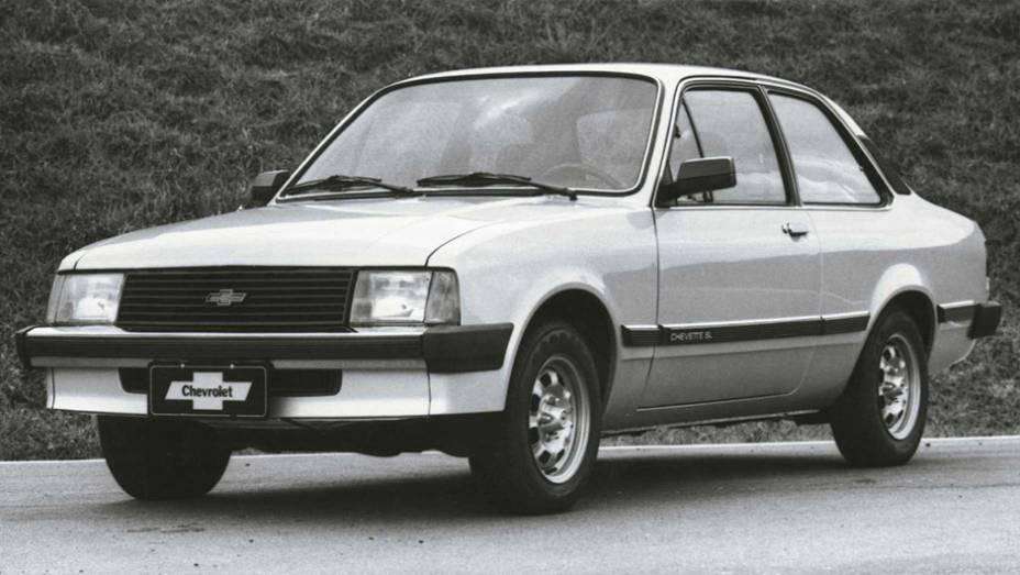 Em 1985, a GM alcançou a marca de 1 milhão de unidades produzidas do Chevette em São José dos Campos.
