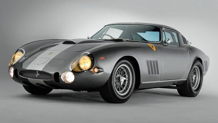 4º - Ferrari 275 GTB/C Speciale (1964); arrematada por US$ 26.400.000 em agosto de 2014