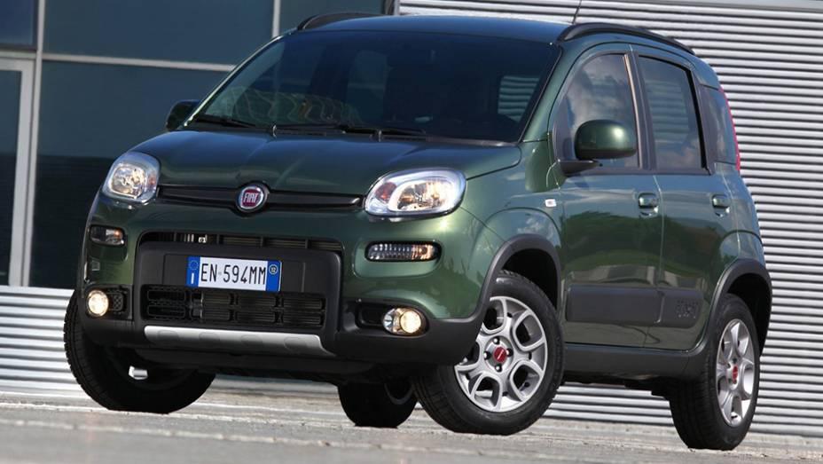 Por larga margem, o país da bota escolheu o Fiat Panda como seu modelo preferido. Em 2014, o modelo liderou o mercado na Itália com 104.352 unidades.