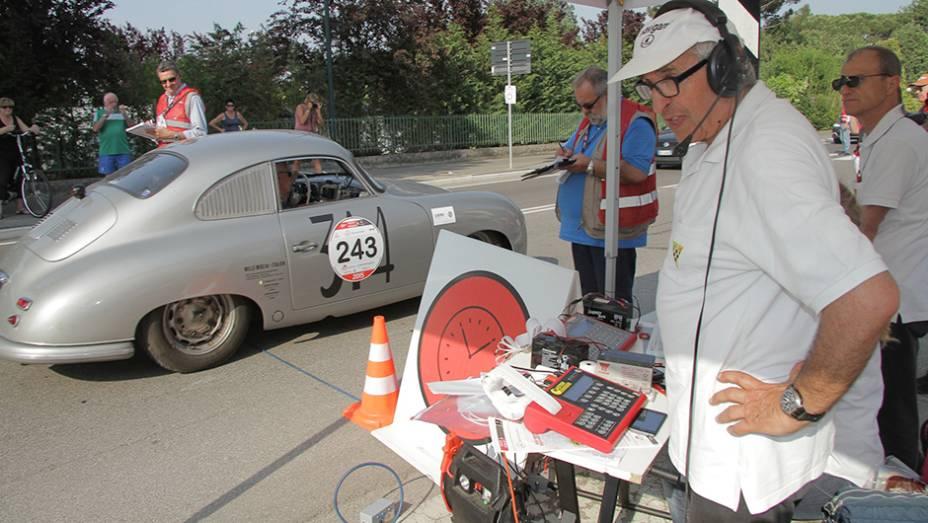 Depois, entre 1958 e 1961, houve três edições da Mille Miglia no formato de rali, precedendo um período de 16 anos sem que ela fosse realizada.