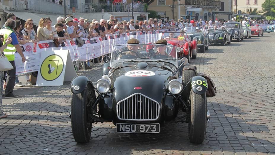 Em 2015, duas marcas dividem o privilégio de serem representadas em maior número: Alfa Romeo e Mercedes-Benz, com 38 carros. Em seguida, vem a Jaguar, com 36.