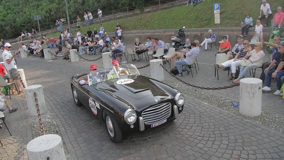 Incrivelmente, 67 dos modelos participantes de 2015 estiveram em, ao menos, uma edição da Mille Miglia em seu formato original de competição (1927-1957).