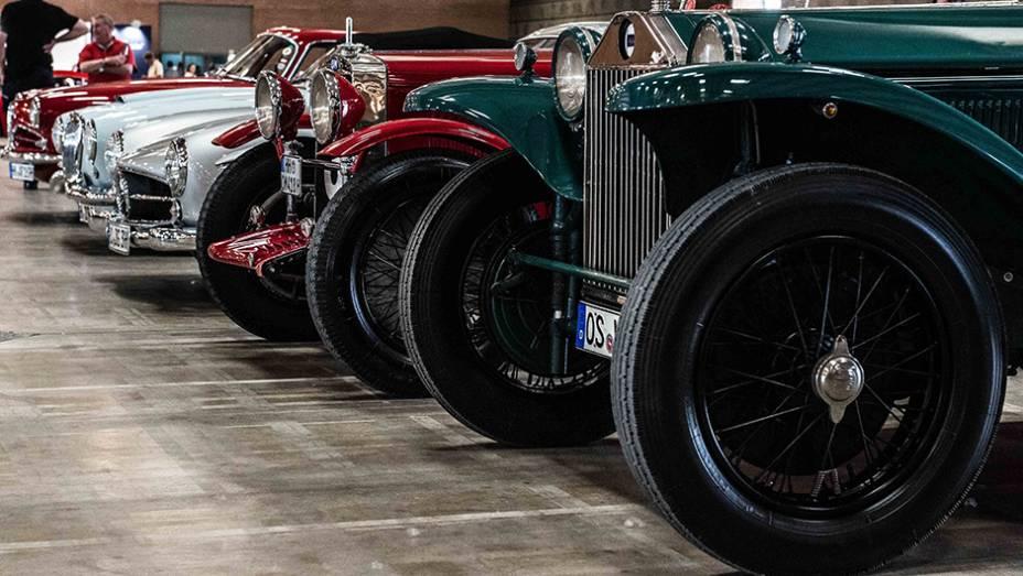 Na quarta e última etapa, os participantes passarão por um evento expositivo em Monza e poderão dar um passeio pelo tradicional circuito.