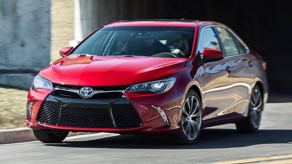 A Toyota ficou na primeira posição, com valor estimado em US$ 28,9 bilhões