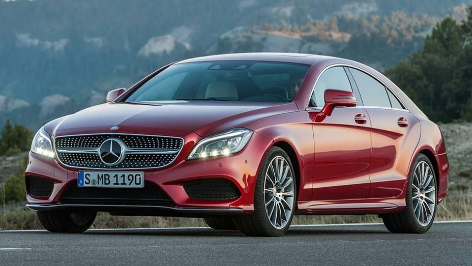 A Mercedes-Benz completa o pódio, valendo US$ 21,7 bilhões